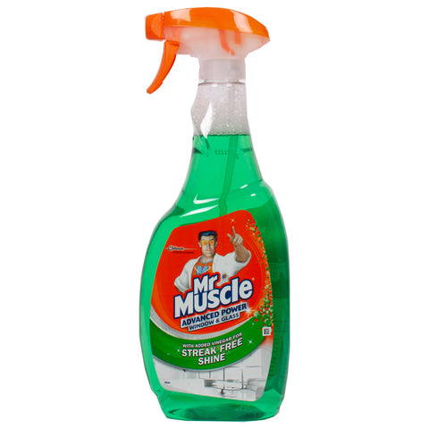 Mr Muscle Window & Glass Cleaner