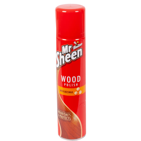 Mr Sheen Wood Polish 300ml