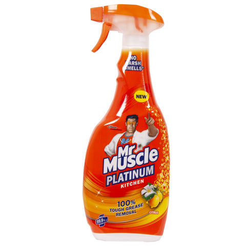 Mr Muscle Kitchen Spray
