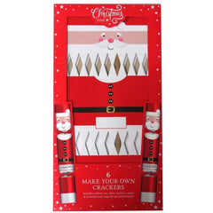 Make Your Own Christmas Crackers 6 Pack