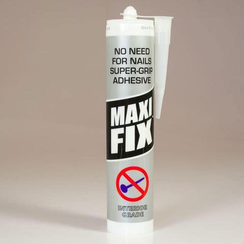 Maxi-Fix Super-Grip Nail Replacement Adhesive