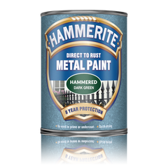 Hammered Metal Paint Reflected 750ml