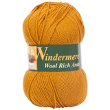 old Gold Aran Wool