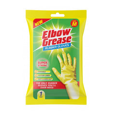 Elbow Grease Rubber Medium Gloves