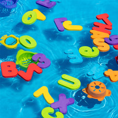 First Steps Foam Letters & Numbers 36 Pack
