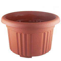Wham Terracotta Sovereign Round Planter 40cm