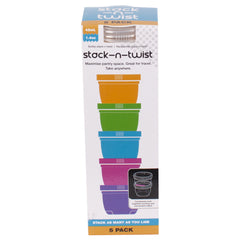 Stack N Lock 5 Pack 42ml