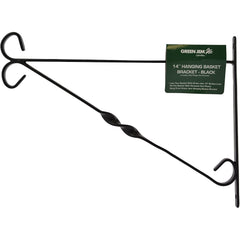 Hanging Basket Brackets 14''