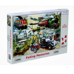 Fading Memories 1000pc