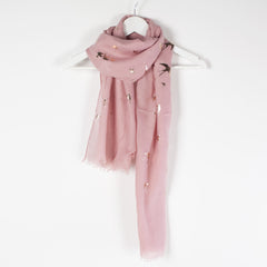 Ladies Printed Floaty Scarves