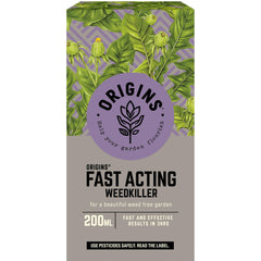 Origins Fast Acting Weedkiller 200ml