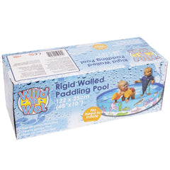 Rigid Walled Paddling Pool