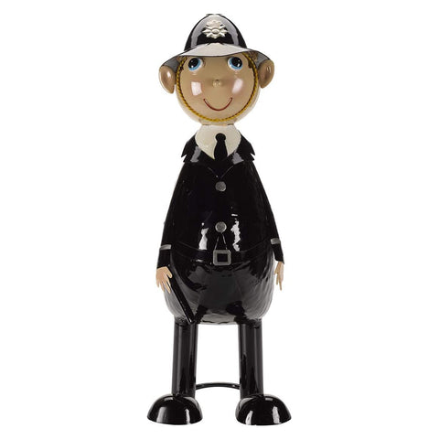 PC Plod Metal Ornament