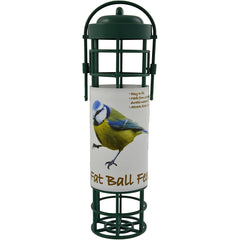 Plastic Fat Ball Feeder