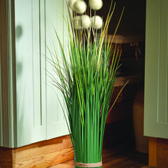 Smart Garden Pom-Pom Grass Faux Bouquet 70cm