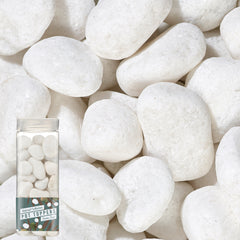 Kelkay Snow Cap Pot Topper Stones
