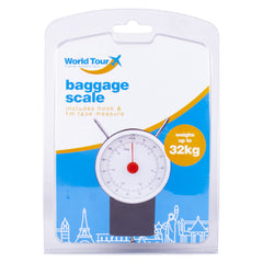 World Tour Baggage Scales