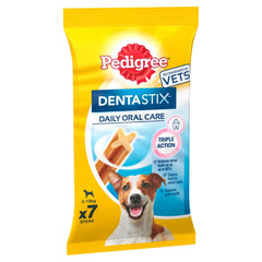 Small Dogs Daily Oral Care Sticks 7 Pack