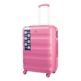 Milan Hard Shell Suitcase Medium