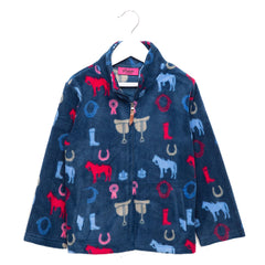 Children's Fleece Jacket - Frankie