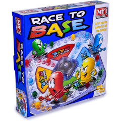 Race To Base Board Game