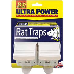 The Big Cheese Ultra Power Rat Traps
