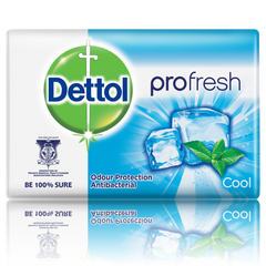 Dettol Pro Fresh Soap 4 Pack