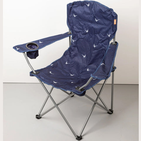 Patterned Camping Chair