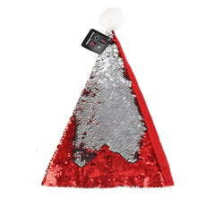 Sequined Santa Hat