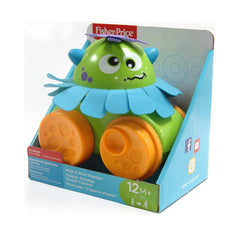 Fisher Price Walk & Whirl Monster