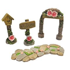 Secret Fairy Garden Fairy Woodland Path Decoration