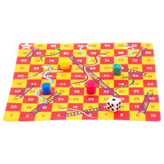 Snakes & Ladders Magnetic Game