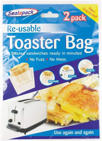 Sealpack Toaster Bags 2 Pack