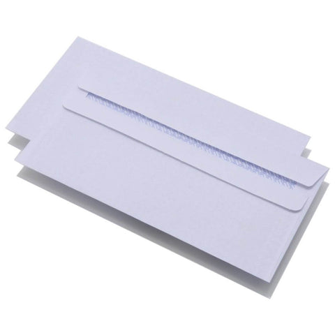50 Pack self seal mailing envelopes