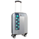 Florence Design Hard Shell Carry On Suitcase