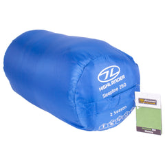 Blue 2 Season Sleeping Bag