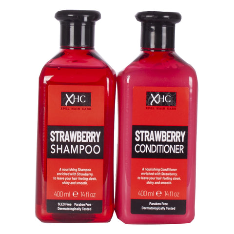 Strawberry Shampoo & Conditioner