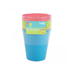Bello Kids Tumblers 8 Pack