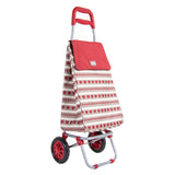 Bistro Hearts Shopping Trolley