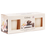 Colony Votive/Refill Candles