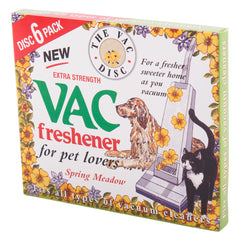 Extra Strength Vac Fresheners for Pet Lovers
