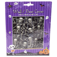 Skeletons Wall Cover