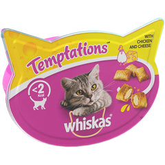 Whiskas Chicken & Cheese Temptations