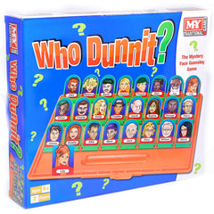 M.Y Who Dunnit Game