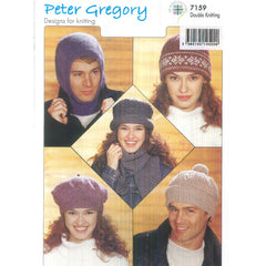 Balaclava - Hats & Scarf Peter Gregory 7159