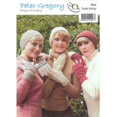 Hats & Gloves Peter Gregory 906