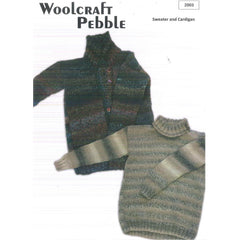 Sweater & Cardigan Woolcraft 2003