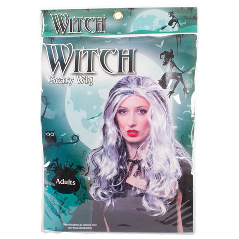 Scary Witch Wig
