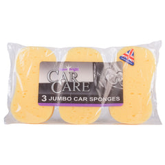 Superbright 3 Car Sponge