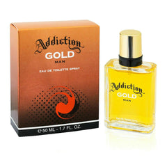 Addiction Gold Aftershave For Men